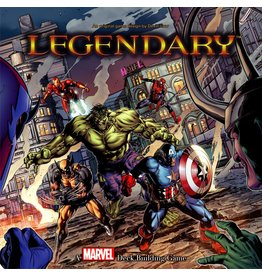 Upper Deck Entertainment Marvel Legendary Deck Building Game