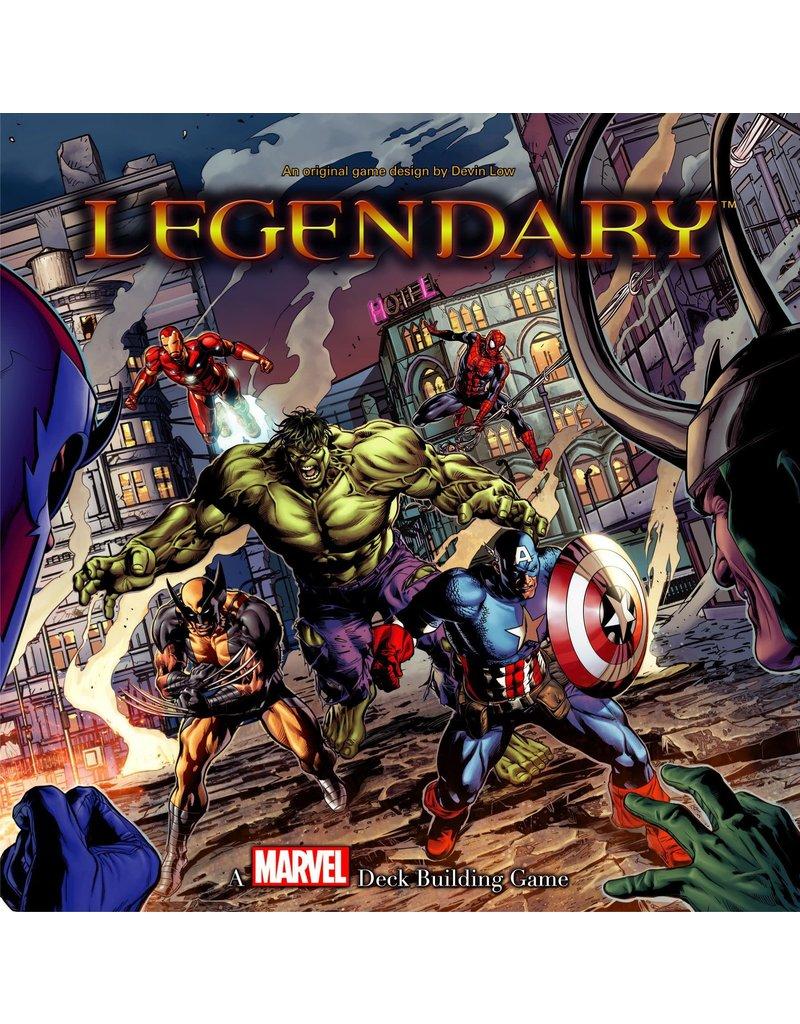 Upper Deck Entertainment Marvel Legendary Deck Building Game