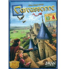 Z-man games Carcassonne (EN)