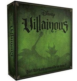 Wonder Forge Disney Villainous (FR)