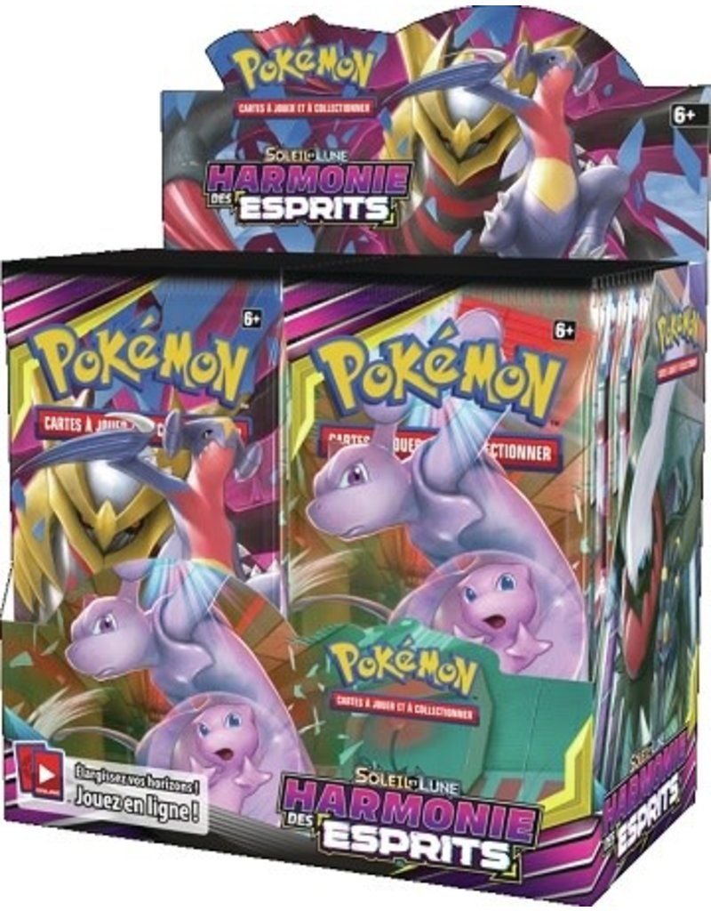 Pokémon Soleil-Lune (SL11) - Harmonie des Esprits (FR)