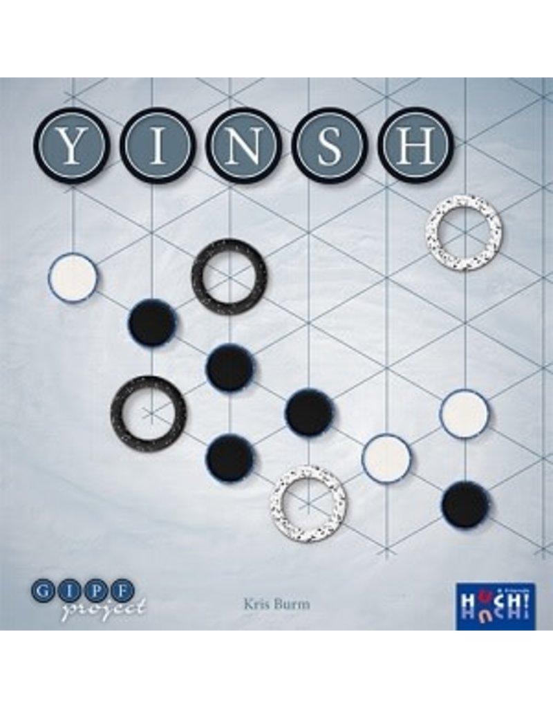 Gipf - Yinsh (EN)
