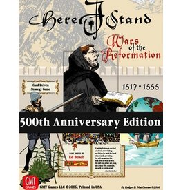 GMT Here I Stand 500th Anniversary Edition (EN)