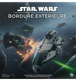 Fantasy Flight Games Star Wars - Bordure Extérieure (FR)