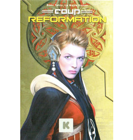 Indie Boards & Cards Coup - Reformation (EN)
