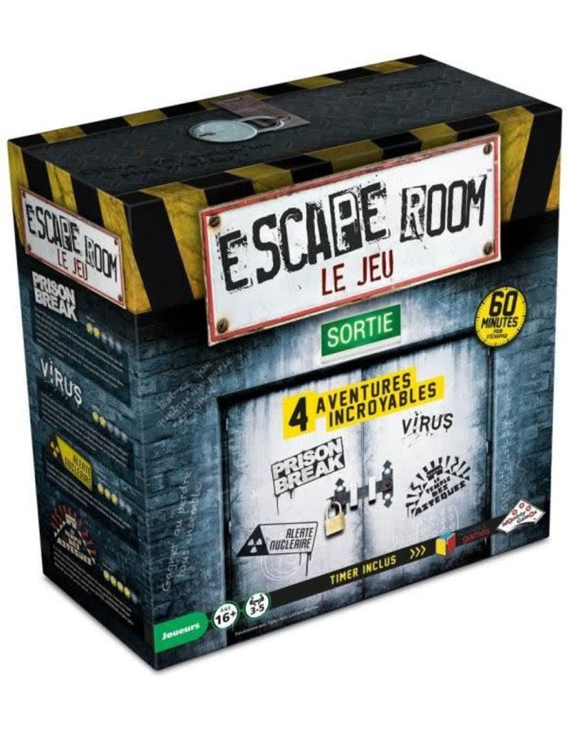 Spin Master Escape Room The Game (FR)