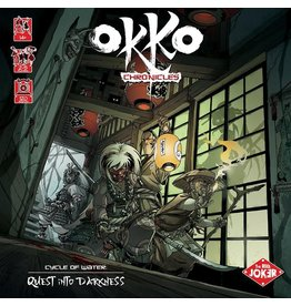 The Red Joker Okko Chronicles: Cycle of Water – Quest into Darkness (EN)