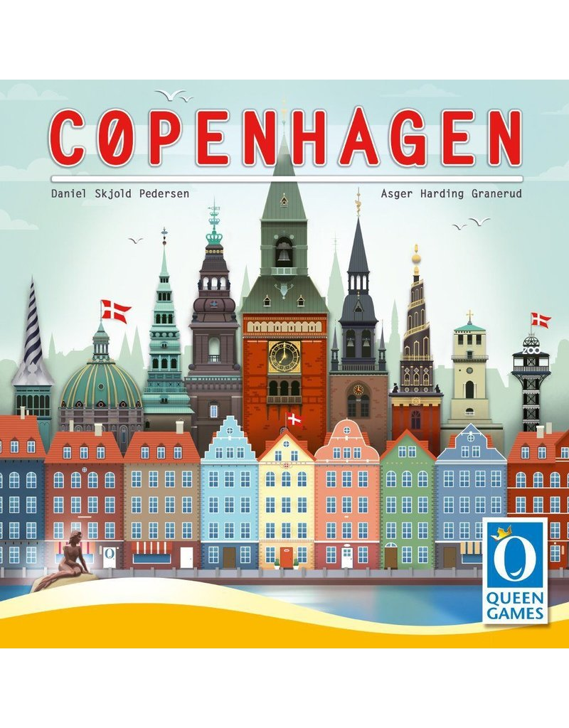 Queen Games Copenhagen (EN/FR)