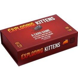 Exploding Kittens Exploding Kitten 1st Edition
