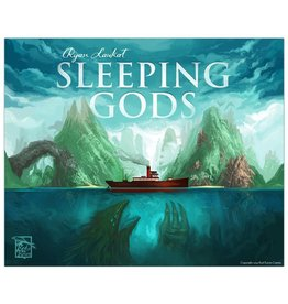 Red Raven games Sleeping Gods PRÉCOMMANDE