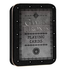 USAOPOLY Game of Thrones - Playing Cards Tin