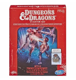 Wizards of the Coast D&D Stranger Things Starter Set (EN)
