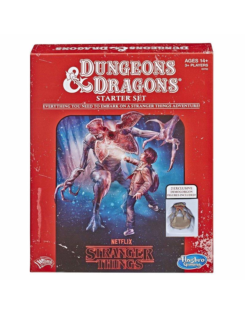 Wizards of the Coast D&D Stranger Things Starter Set (EN)