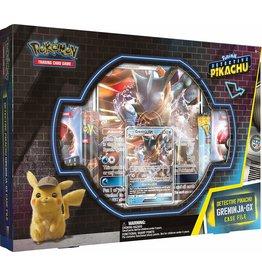 Pokémon Detective Pikachu Greninja GX Box