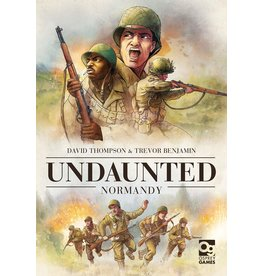 Osprey Games Undaunted: Normandy CG (EN)
