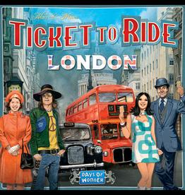 Days of Wonder Ticket to Ride - London (EN)