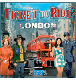 Days of Wonder Ticket to Ride - London