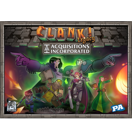 Clank! Legacy: Acquisitions Incorporated (EN) PRÉCOMMANDE
