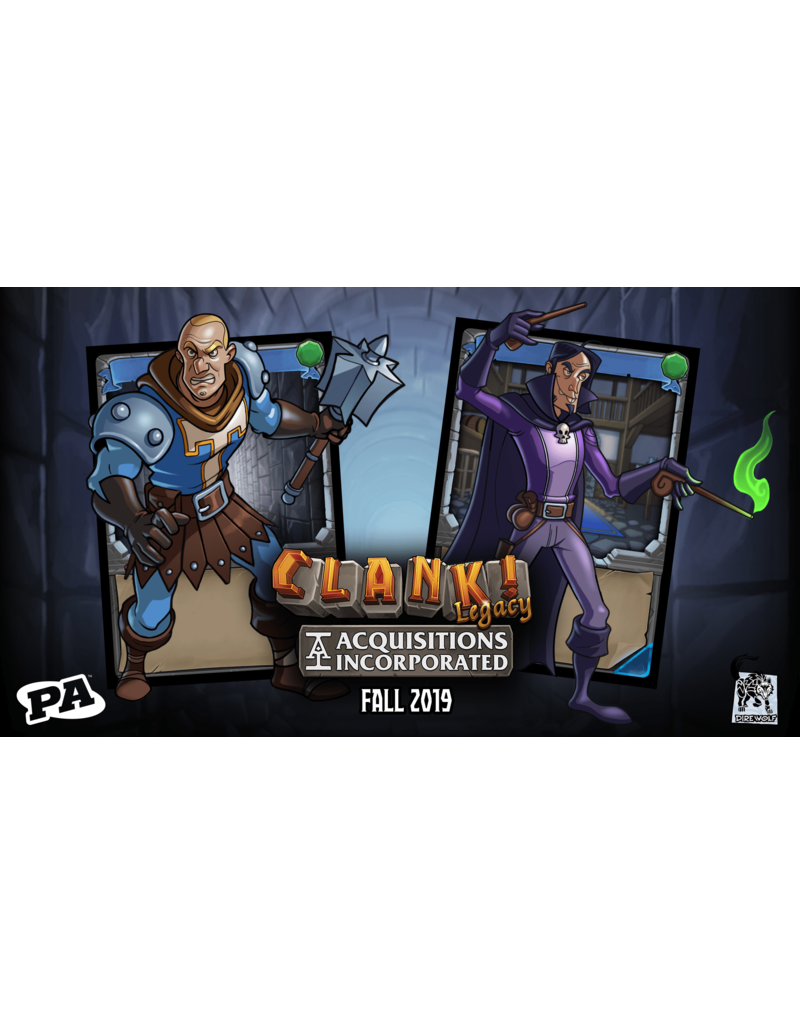 Renegade Game Studios Clank! Legacy: Acquisitions Incorporated (EN)