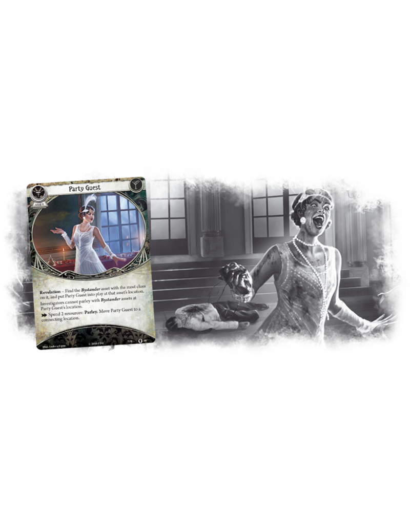 Fantasy Flight Games Arkham Horror LCG - Return to the Path to Carcosa (EN)
