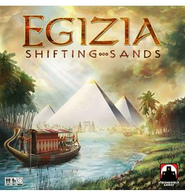 Stronghold Games jeu board game Egizia: Shifting Sands (EN) PRÉCOMMANDE