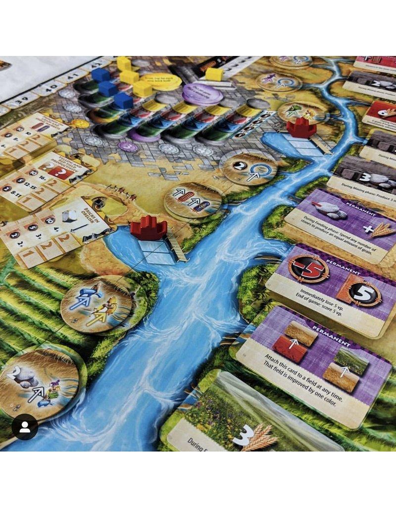 Stronghold Games jeu board game Egizia: Shifting Sands (EN)