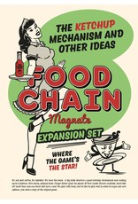 Splotter Food Chain Magnate - The Ketchup Mechanism (EN) PRÉCOMMANDE