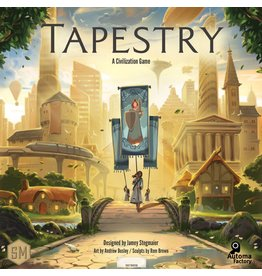 Stonemaier Games jeu board game Tapestry (EN) PRÉCOMMANDE
