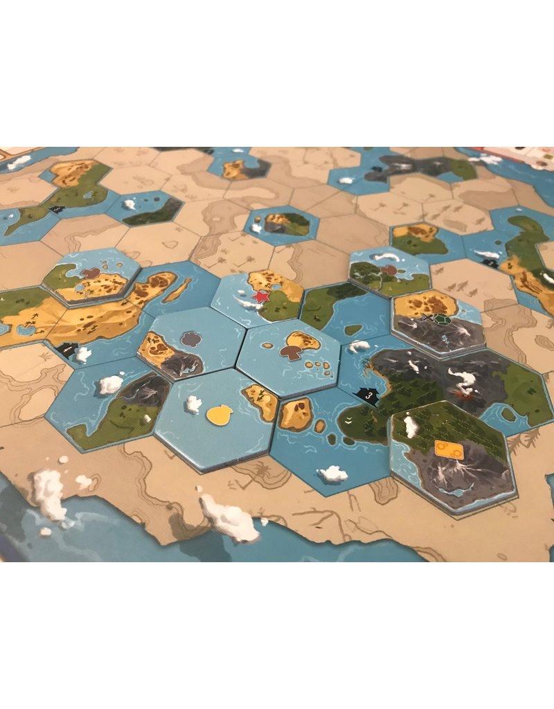 Stonemaier Games Tapestry (EN) PRÉCOMMANDE