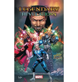 Upper Deck Entertainment Marvel Legendary Revelations (EN)