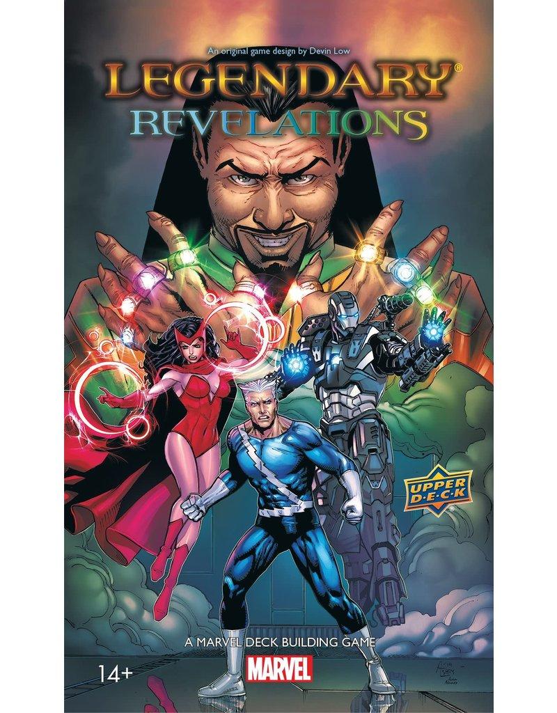 Upper Deck Entertainment Marvel Legendary Revelations (EN)