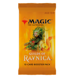 Wizards of the Coast MTG Guilds of Ravnica paquet booster