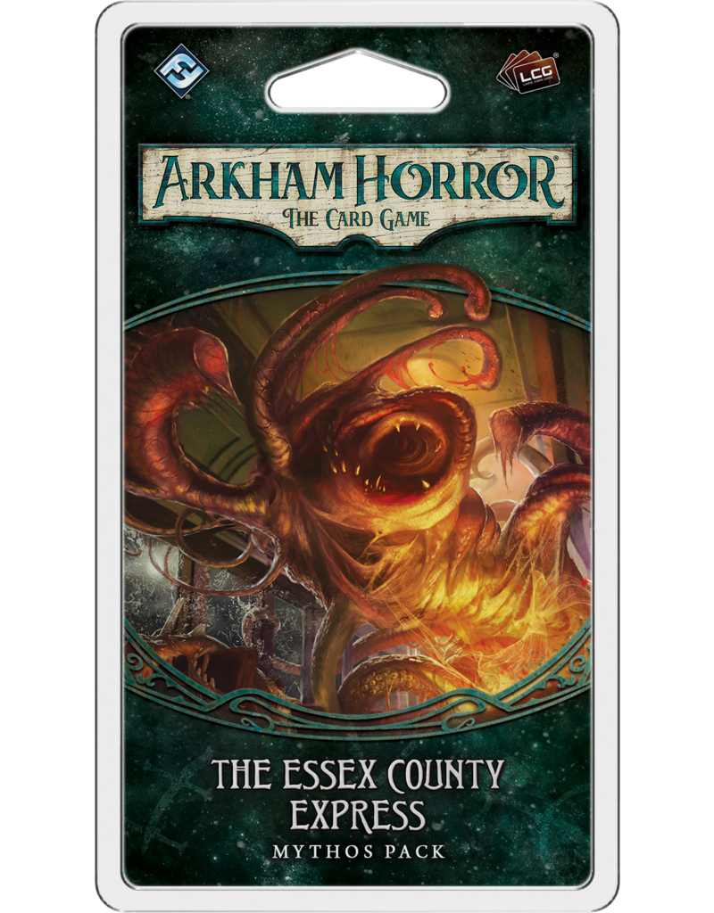 Fantasy Flight Games Arkham Horror LCG - The Essex County Express (EN)