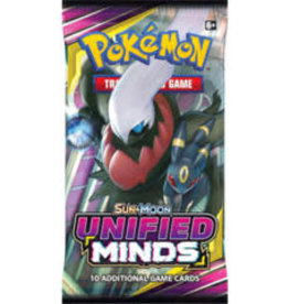 Pokemon SM11 Booster Box Unified Minds