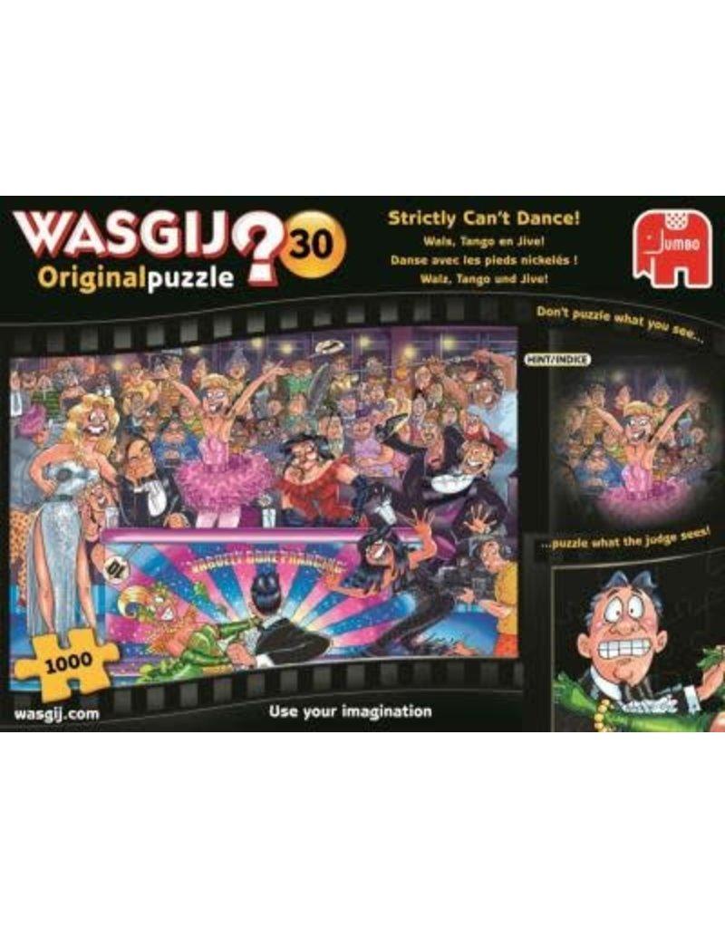 Wasgij Danse avec les pieds 1000pc, W. O