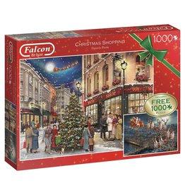 falcon Santa's Special Delivery 2 puzzle 1000pc