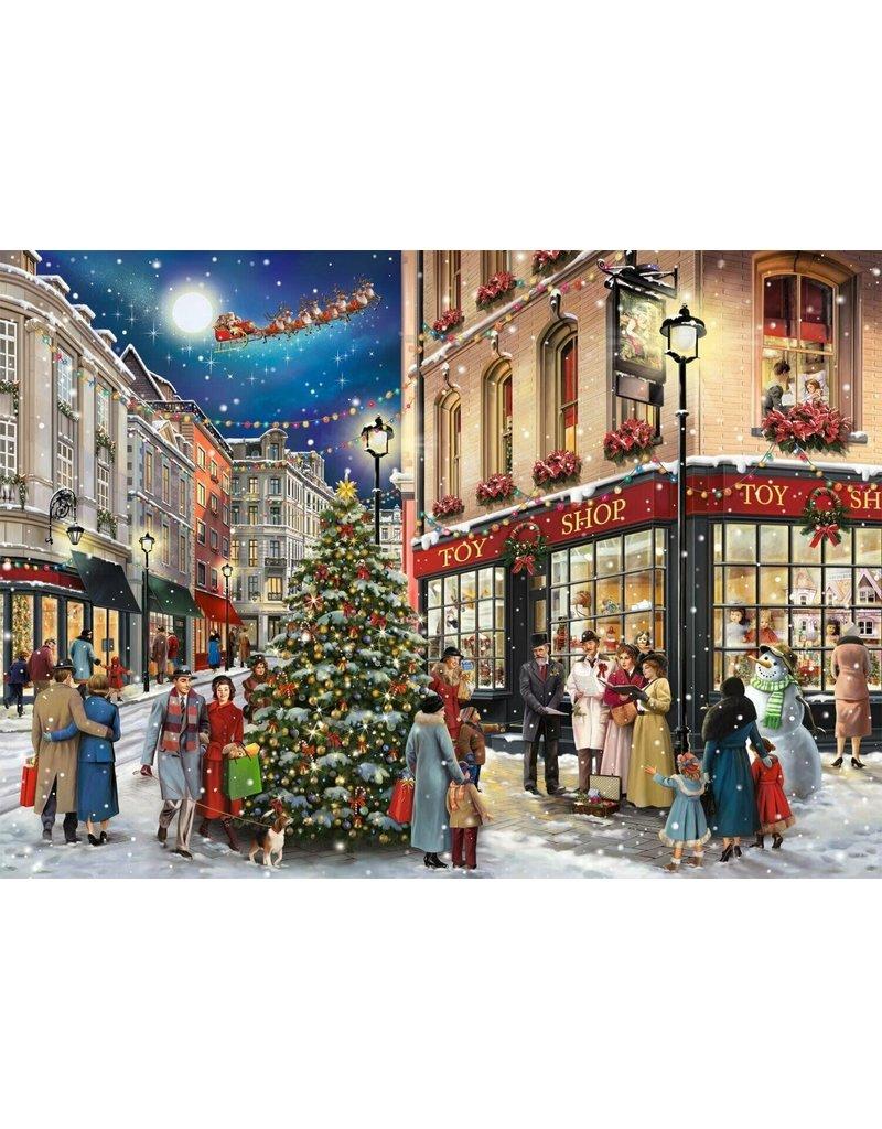 2x1000pc, Santa's Special Delivery, 1 gratuit