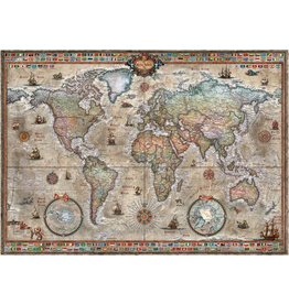 Heye Puzzle - 1000 pcs,Retro World
