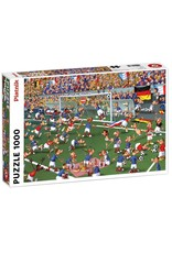 Heye Puzzle - 1000mcx, Football, Ruyer