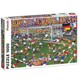 Heye Puzzle - 1000mcx, Football, Ruyer