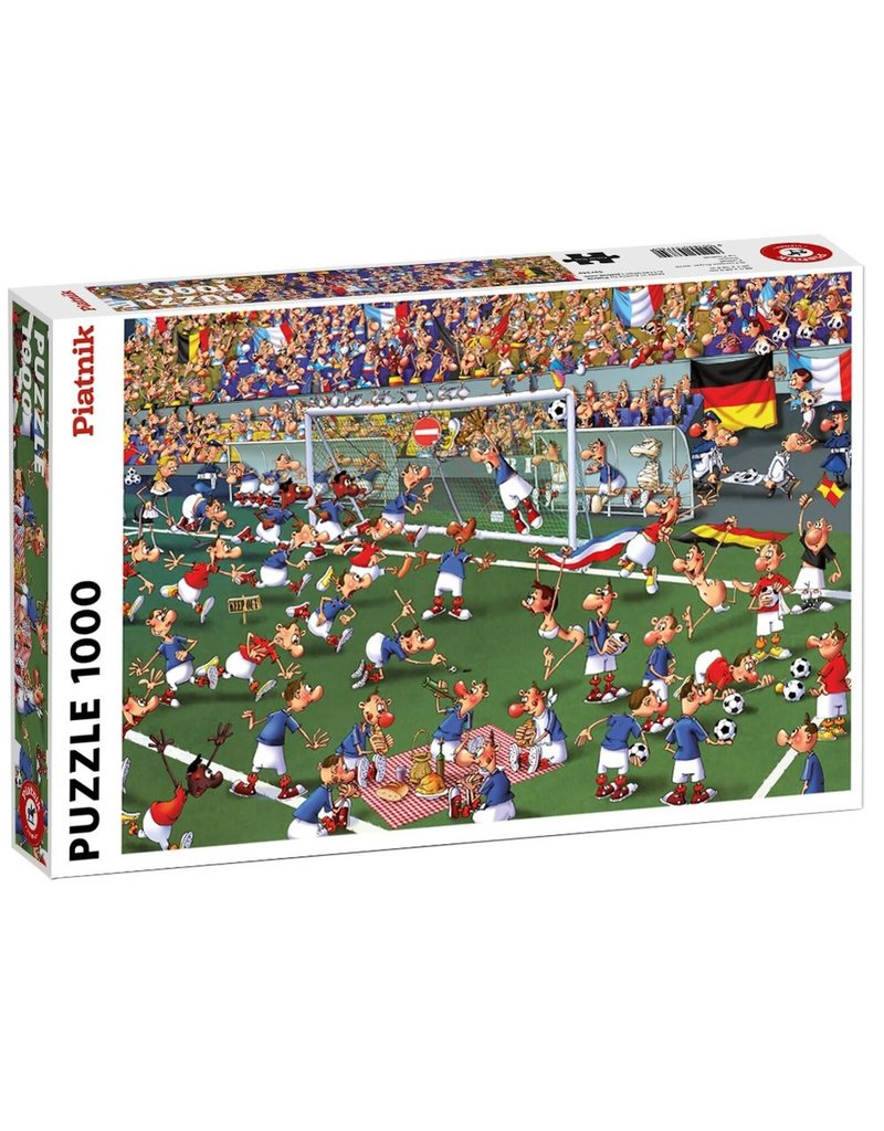 Puzzle - 1000mcx, Football, Ruyer