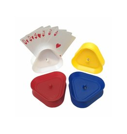 Mind Matters 4 supports a cartes triangulaires, Card Holding