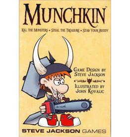 Steve Jackson Games Munchkin (EN)