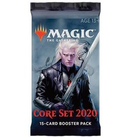 Wizards of the Coast MTG CORE 2020 booster pack