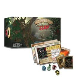 Greater Than Games Spirit Island - Branch and Claw Expansion (EN)