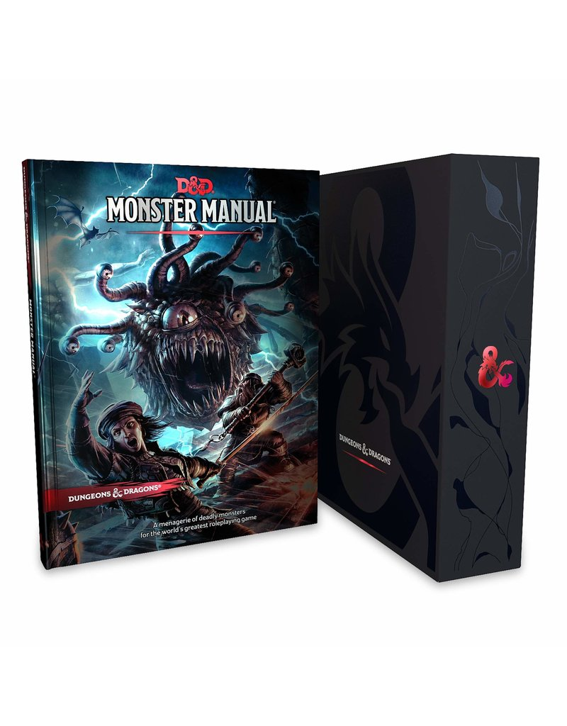 Wizards of the Coast DND RPG Core Rulebook Gift Set