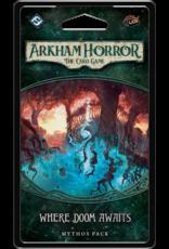 Fantasy Flight Games Arkham Horror LCG - Where Doom Awaits (EN)