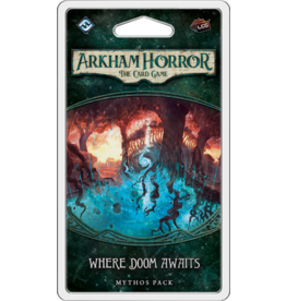 Fantasy Flight Games Arkham Horror LCG - Where Doom Awaits (EN)