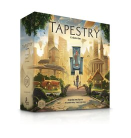 Stonemaier Games jeu board game Tapestry (FR)