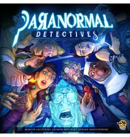 Lucky Duck Paranormal Detective (FR)